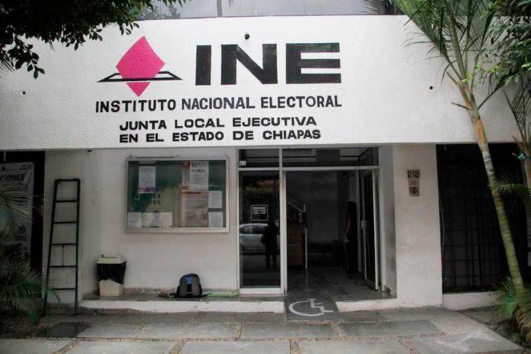 INE abrirá puertas en Tuxtla a fines de mes