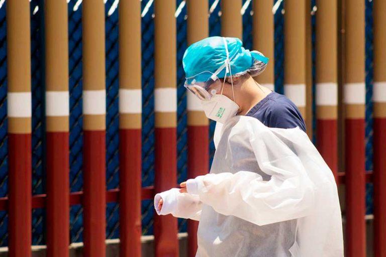 Suma Chiapas 5 mil 602 casos y 467 defunciones de coronavirus