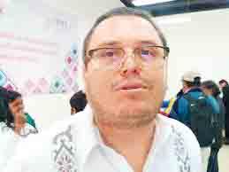 Oswaldo Chacón Rojas.