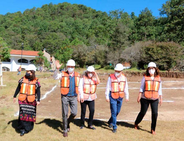 Inicia construcción de dos edificios en la Universidad Intercultural de Chiapas